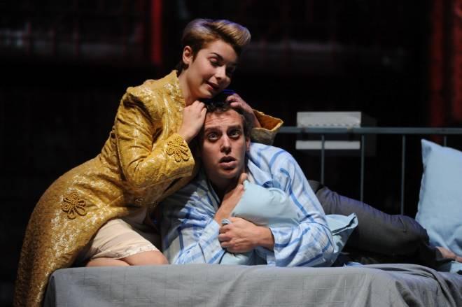 Guillaume Andrieux et Chloé Briot - Les Enfants Terribles, par Stéphane Vérité