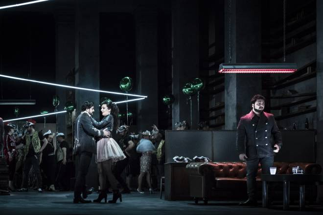 Bogdan Baciu, Marina Viotti & Liparit Avetisyan - Eugène Onéguine par Frederic Wake-Walker