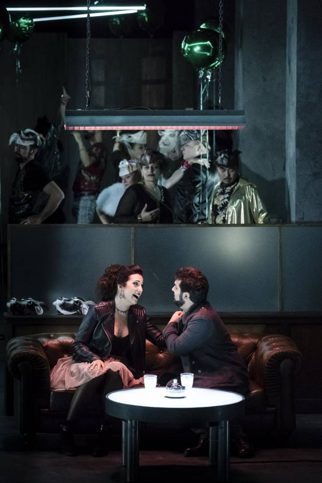 Marina Viotti & Liparit Avetisyan - Eugène Onéguine par Frederic Wake-Walker