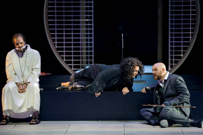 Parsifal par Uwe-Eric Laufenberg à Bayreuth