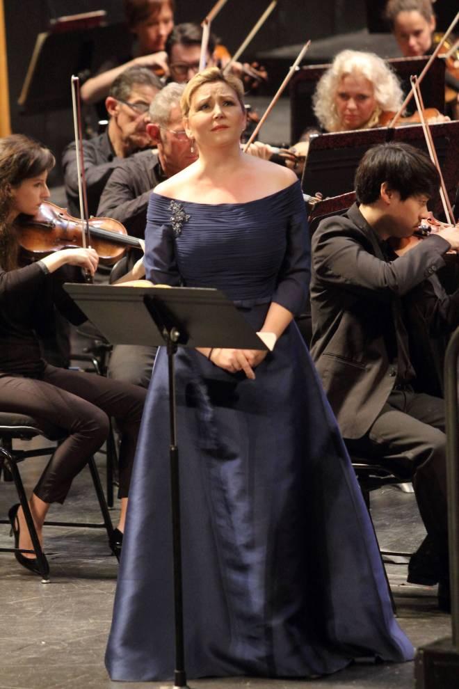 Karine Deshayes - La Dame du lac