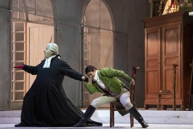 Antonino Siragusa & Josè Maria Lo Monaco - Le Comte Ory par Denis Podalydès