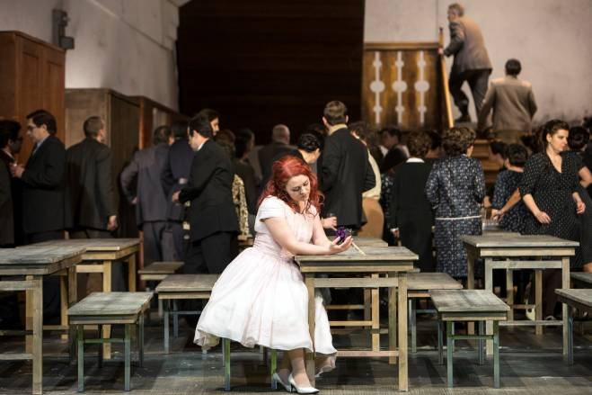 Venera Gimadieva - La Somnambule par Jossi Wieler, Sergio Morabito