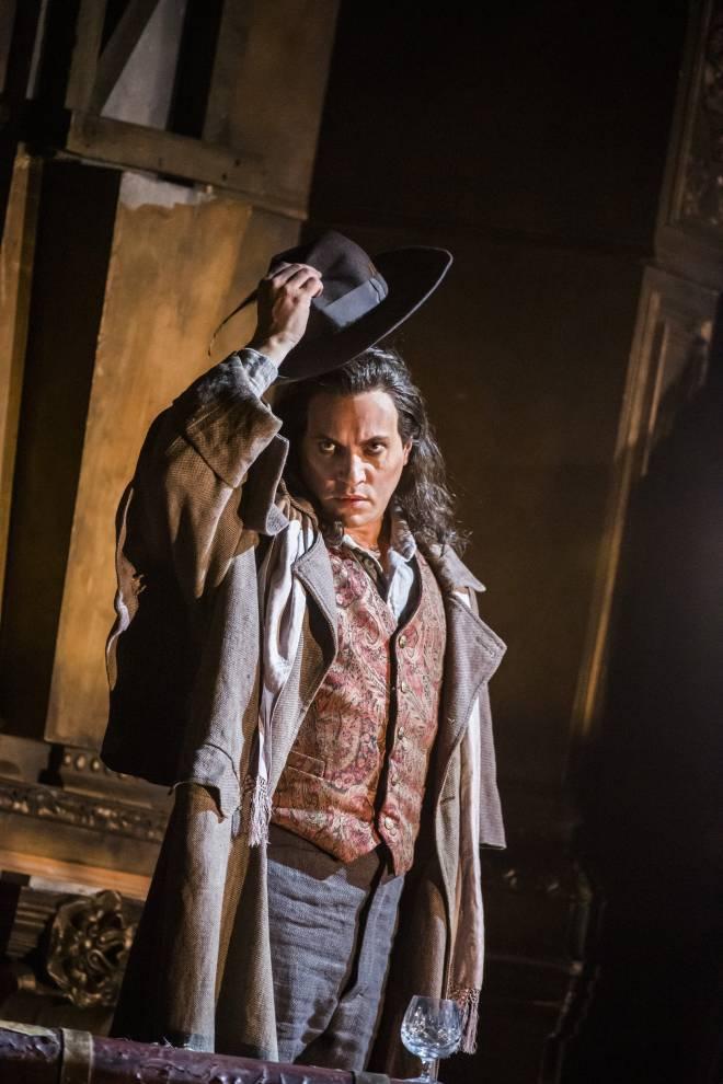 Erwin Schrott - Faust par David McVicar