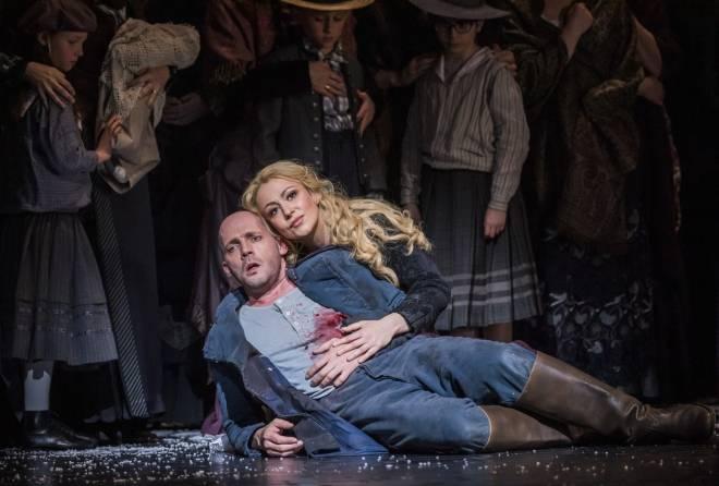 Stéphane Degout et Irina Lungu - Faust par David McVicar