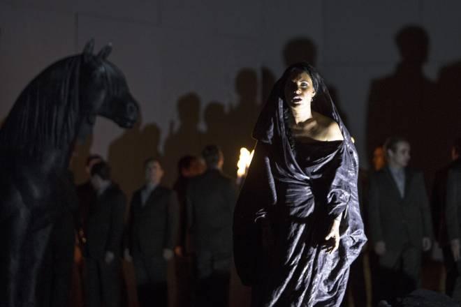 Sonya Yoncheva - Médée par Andrea Breth