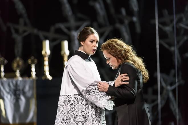 Sonya Yoncheva & Sonia Ganassi - Norma par Alex Ollé, Valentina Carrasco