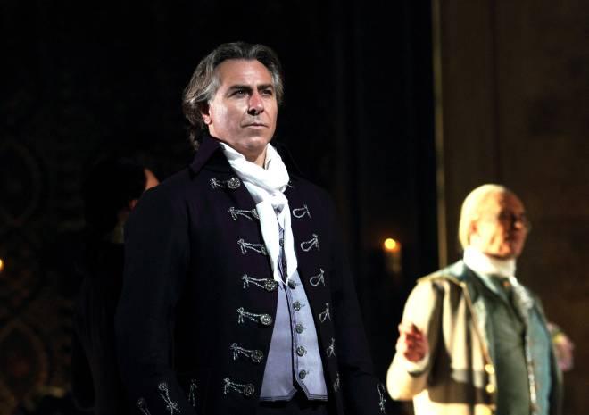 Roberto Alagna - Andrea Chénier par David McVicar