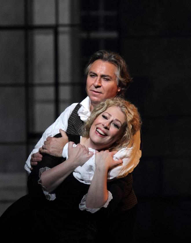 Roberto Alagna & Sondra Radvanovsky - Andrea Chénier par David McVicar