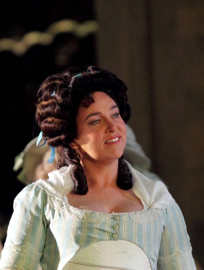Christine Rice - Andrea Chénier par David McVicar