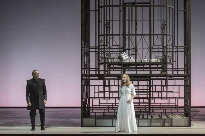 Nicolas Testé & Elsa Dreisig - Les Puritains par Laurent Pelly