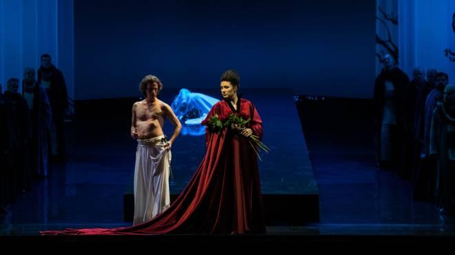 Valentin Fruitier & Marina Rebeka - Norma par Anne Delbée