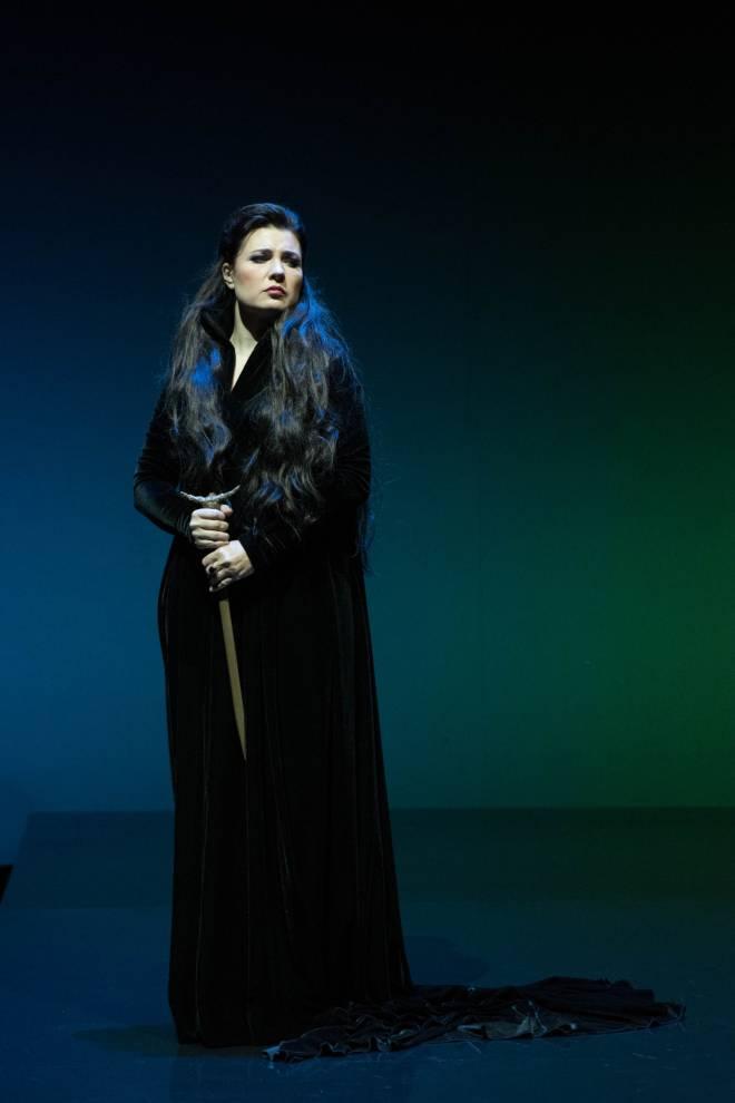 Marina Rebeka - Norma par Anne Delbée