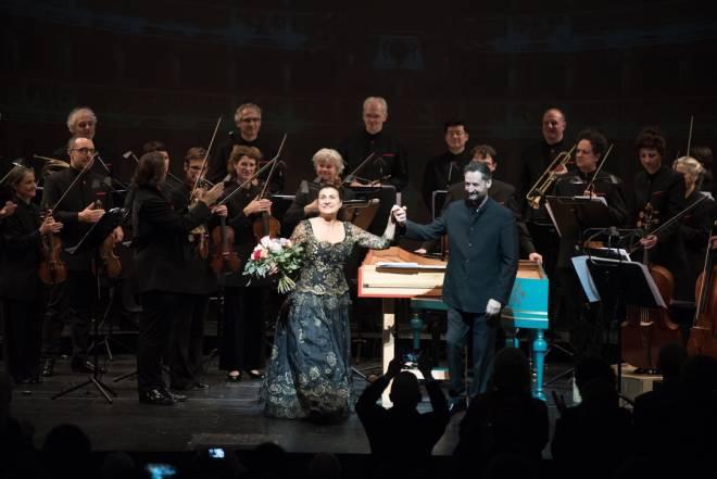 Cecilia Bartoli, Gianluca Capuano et Les Musiciens du Prince