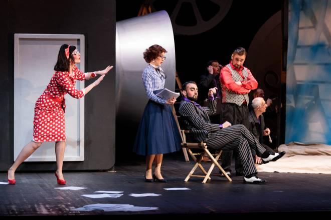 Anne-Lise Polchlopek, Sophie Boyer, Eugenio Di Lieto & Florian Bisbrouck - L'Italienne à Alger par Pierre Thirion-Vallet