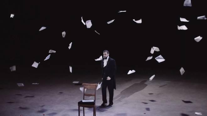 Eugène Onéguine par Alain Garichot