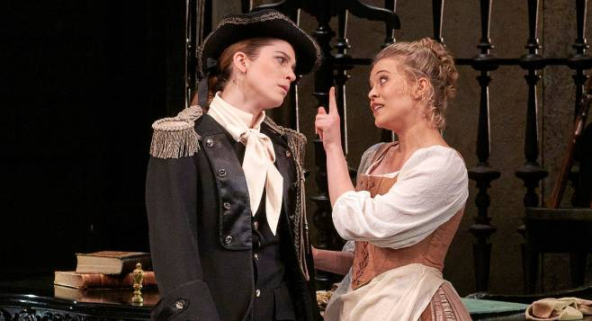 Virginie Verrez & Johanna Wallroth - Les Noces de Figaro par Jean-Pierre Ponnelle