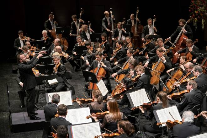 Kirill Petrenko & Orchestre Philharmonique de Berlin
