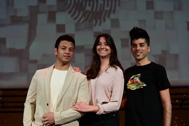 Sahy Ratia, Sheva Tehoval & Christophe Gay - La Flûte cyber-Enchantée par Samuel Sené