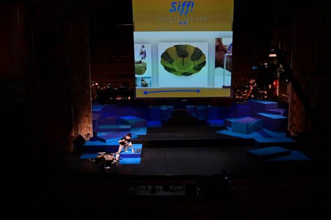 La Flûte cyber-Enchantée par Samuel Sené