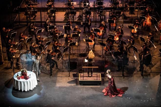 Dmitry Korchak & Patrizia Ciofi - La Traviata par Gianni Santucci