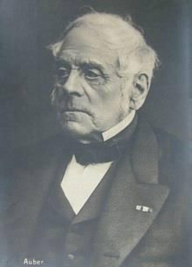Photo de Daniel-François-Esprit Auber