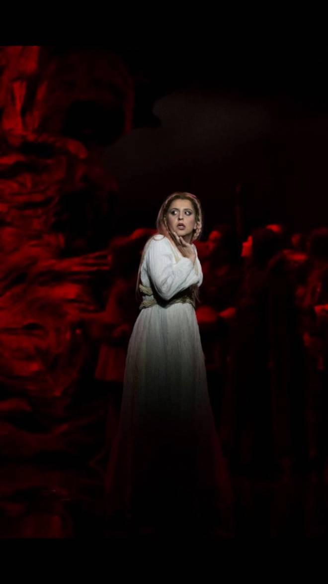 Varduhi Abrahamyan dans Norma