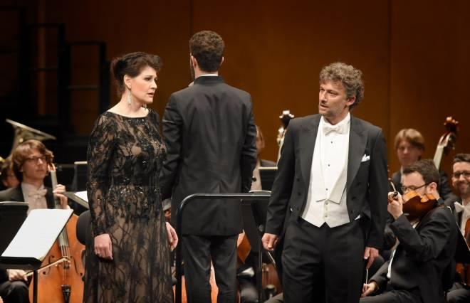Anja Harteros et Jonas Kaufmann en concert