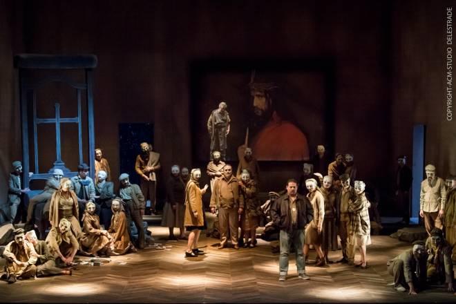 Florian Laconi Faust à Avignon