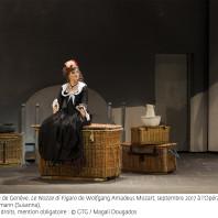Regula Mühlemann - Les Noces de Figaro par Tobias Richter