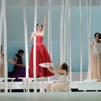 Lisette Oropesa dans Les Huguenots