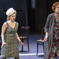 Patrizia Ciofi et Laurent Naouri - Viva la mamma par Laurent Pelly