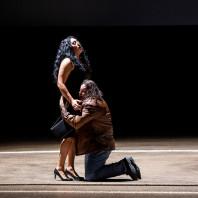 Anita Rachvelishvili & Jean‑François Borras - Carmen par Calixto Bieito
