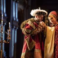 Sofia Soloviy et Marko Mimica dans Anna Bolena
