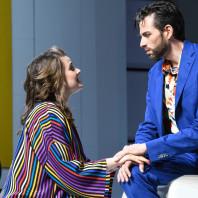Benedetta Torre & Vittorio Prato - Le Mariage secret par Pier Luigi Pizzi