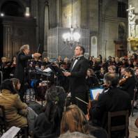 Robert Jezierski - Requiem de Verdi à l'Église Saint-Sulpice