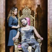 Elena Stikhina & Ildar Abdrazakov - Le Prince Igor par Barrie Kosky