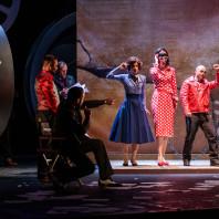 Sophie Boyer, Anne-Lise Polchlopek, Joseph Kauzman & Maria Ostroukhova - L'Italienne à Alger par Pierre Thirion-Vallet