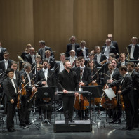 Kirill Petrenko et l'Orchestre Philharmonique de Berlin