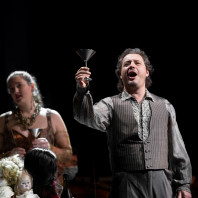 Caroline de Mahieu & Dmitry Korchak - La Traviata par Gianni Santucci