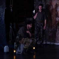 Timothée Varon et Danylo Matviienko - Le Viol de Lucrèce par Jeanne Candel