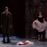 Danylo Matviienko et Alexandra Flood - Le Viol de Lucrèce par Jeanne Candel