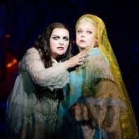Ricarda Merbeth & Johanna Rusanen - Elektra par Michel Fau