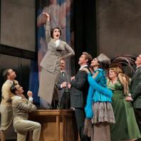 Erin Morley dans Der Schauspieldirektor à l'Opéra de Santa Fe