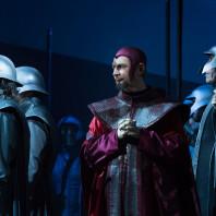 Patrick Delcour dans Jérusalem de Verdi
