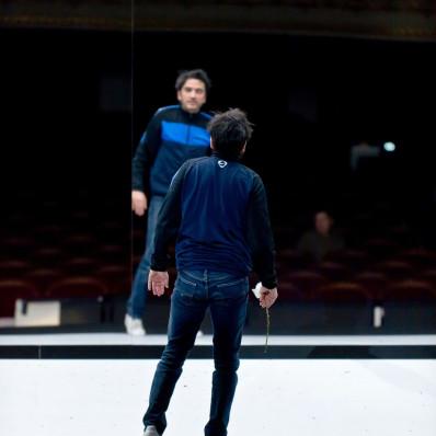 Mathias Vidal - Le Nain par Daniel Jeanneteau