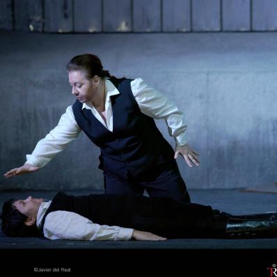 Inga Kalna - Lucio Silla par Claus Guth