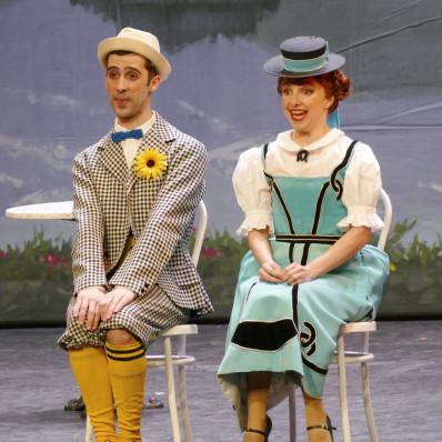 Vincent Alary & Priscilla Beyrand - L'Auberge du Cheval Blanc par Jack Gervais