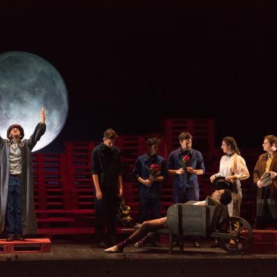 Le Monde de la lune