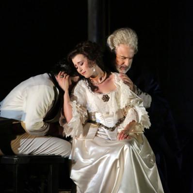 Lisette Oropesa & Michele Pertusi - Les Brigands par David McVicar